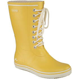 Viking Footwear Retro Light Boots Women yellow